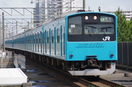 2010年6月19日 京葉線 0040