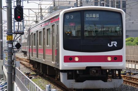 2010年6月19日 京葉線 0090