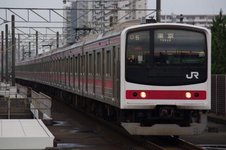 2010年6月19日 京葉線 0760