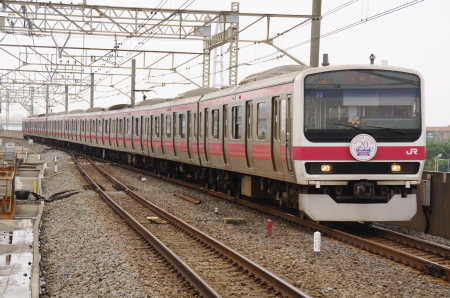 2010年6月20日 東金線 E233系試運転  0330