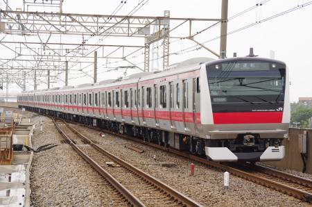2010年6月20日 東金線 E233系試運転  0370