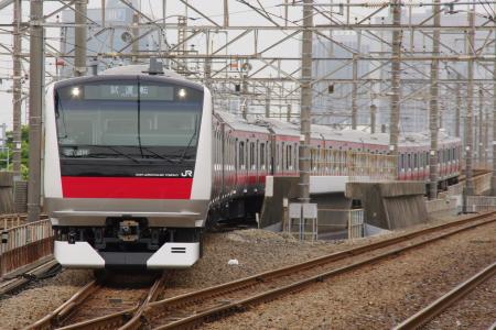 2010年6月20日 東金線 E233系試運転  1020