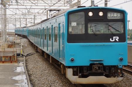 2010年6月20日 東金線 E233系試運転  0870