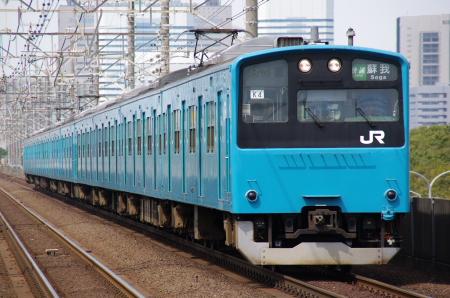 2010年 3月18,20,22日 京葉線、東金線、外房線 0780