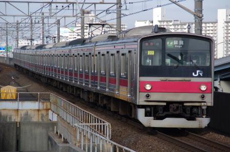 2010年2月3日 京葉線 0260