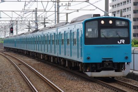 2010年6月27日 京葉線 新浦安 52