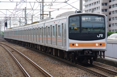 2010年6月27日 京葉線 新浦安 35