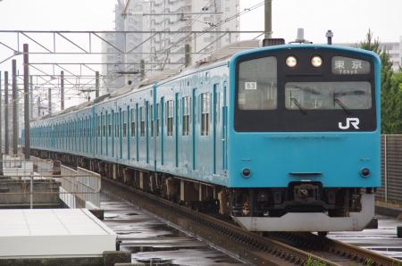2010年6月27日 京葉線 海浜幕張 53