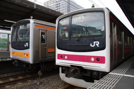 2010年6月27日 京葉線 新浦安