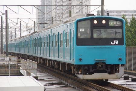 2010年6月27日 京葉線 海浜幕張 52