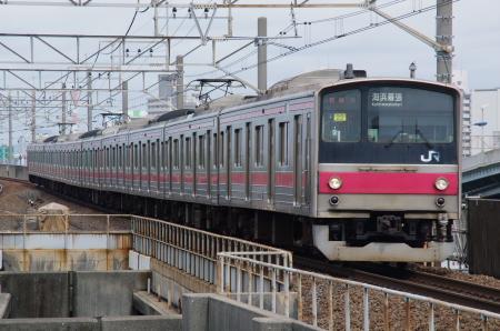 2010年6月27日 京葉線 舞浜 22