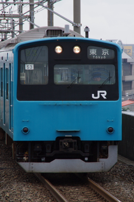 2010年6月27日 京葉線 新木場 53