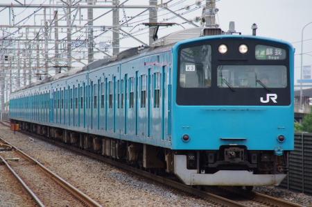 2010年6月27日 京葉線 新習志野 K3