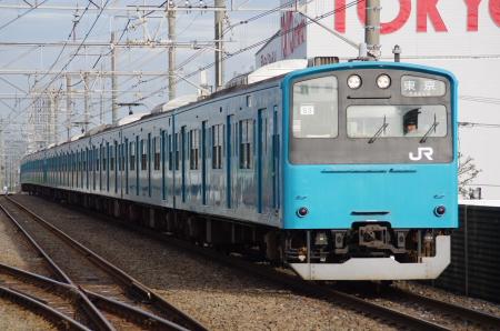 2010年6月27日 京葉線 新習志野 53