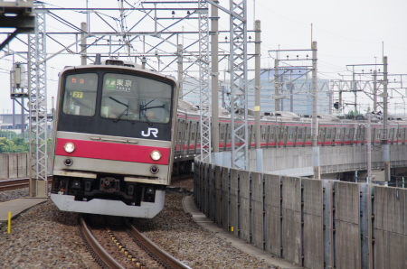 2010年7月1日 京葉線 0030