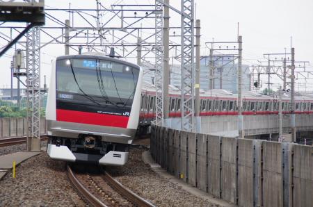 2010年7月1日 京葉線 0040