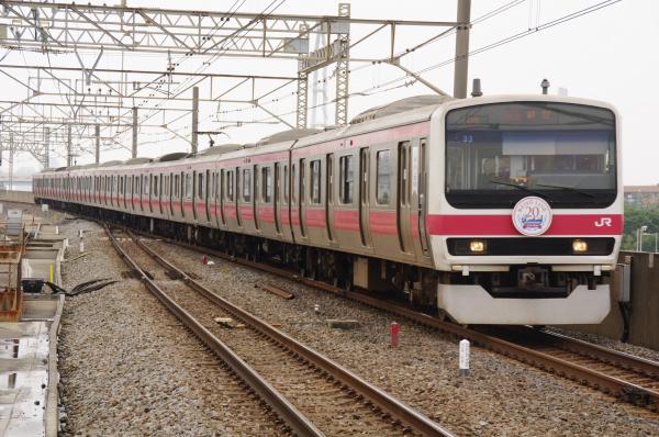 2010年6月20日 東金線 E233系試運転  33