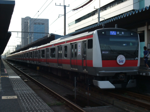 2010年7月10日 京葉線  ケヨ501 海浜幕張