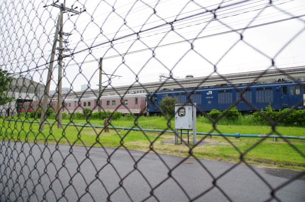 2010年7月11日 京葉線  京葉車両センター