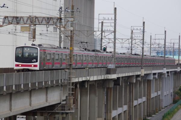 2010年7月11日 京葉線  ケヨ4 南船橋-二俣新町