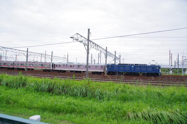 2010年7月11日 京葉線  京葉車両センター5