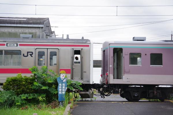 2010年7月11日 京葉線  京葉車両センター4