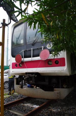 2010年7月11日 京葉線  京葉車両センター2