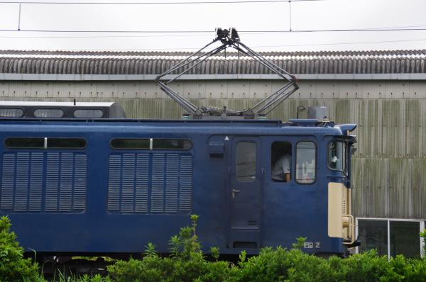 2010年7月11日 京葉線  京葉車両センター3