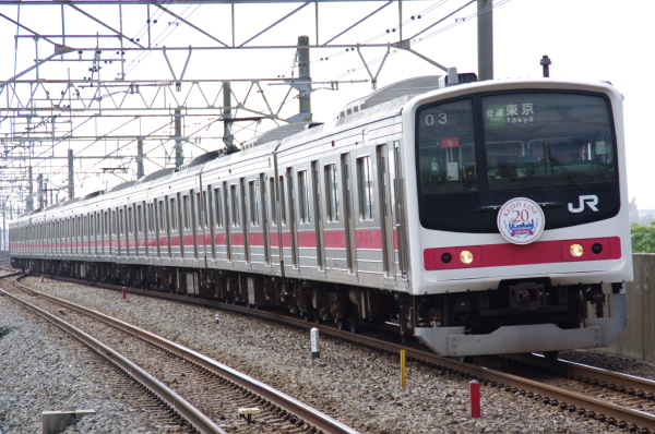 2010年7月14日 京葉線  ケヨ6 葛西臨海公園