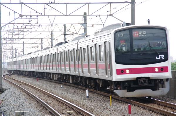 2010年7月14日 京葉線  ケヨ9 葛西臨海公園