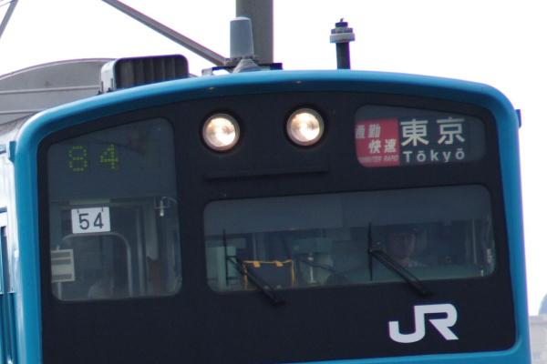 2010年7月14日 京葉線  拡大