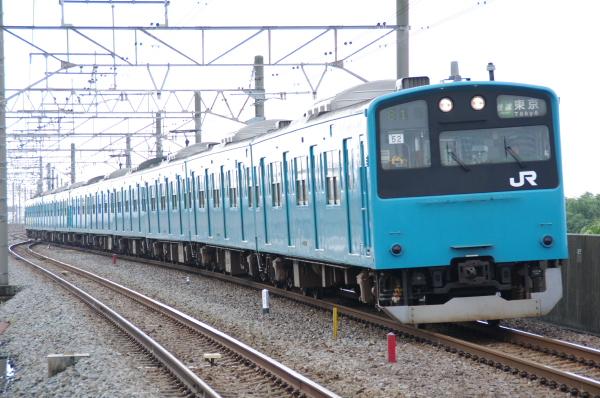2010年7月14日 京葉線  ケヨ52 葛西臨海公園
