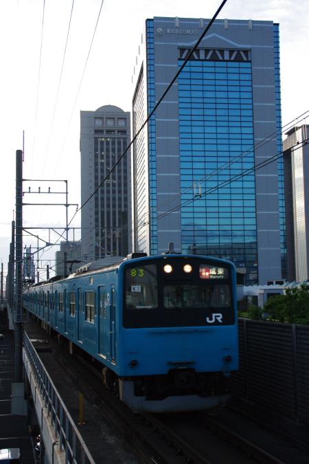 2010年7月14日 京葉線  ケヨ53 海浜幕張