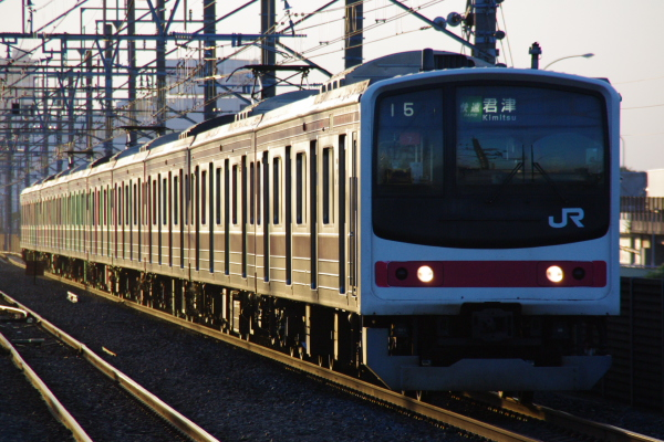 2010年7月15日 京葉線  1815A ケヨ7 新習志野