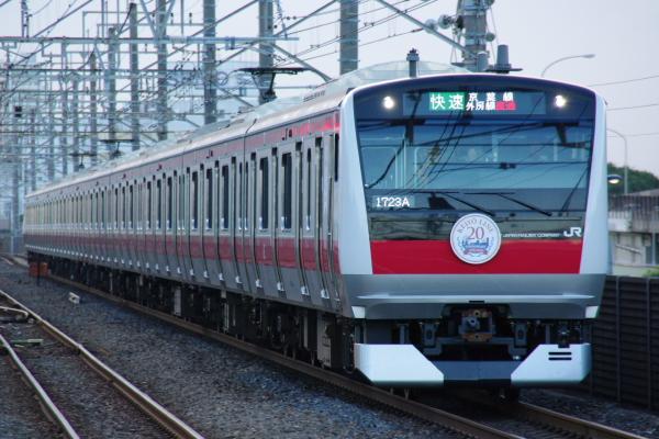 2010年7月16日 京葉線  ケヨ501