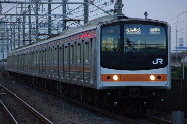 2010年7月16日 京葉線  M63