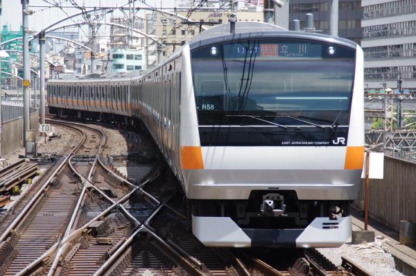 2010年7月17日 京葉線 TDR臨 H58