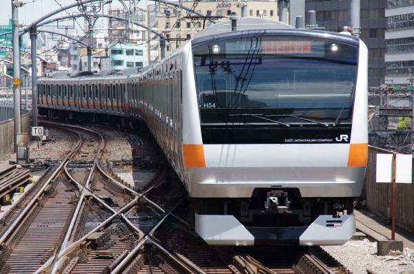 2010年7月17日 京葉線 TDR臨 H54