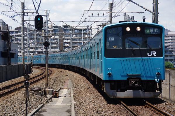 2010年7月17日 京葉線 TDR臨 1285A ケヨ53+K3