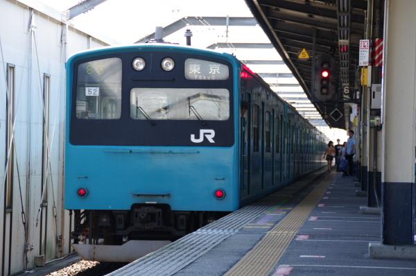 2010年7月17日 京葉線 TDR臨 幕故障