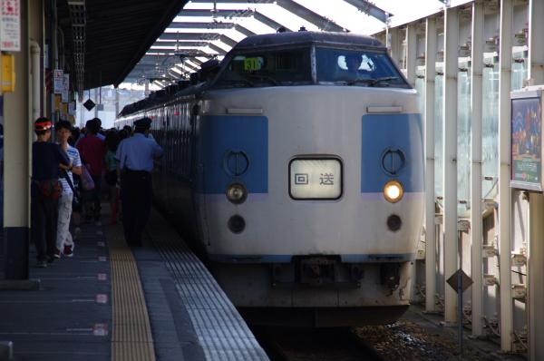 2010年7月17日 京葉線 TDR臨 マリ31