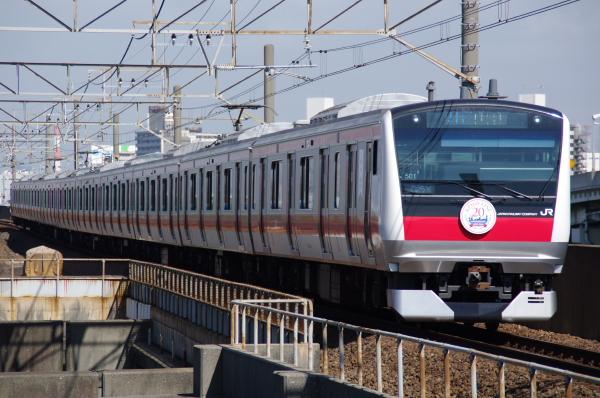 2010年7月17日 京葉線 TDR臨 ケヨ501