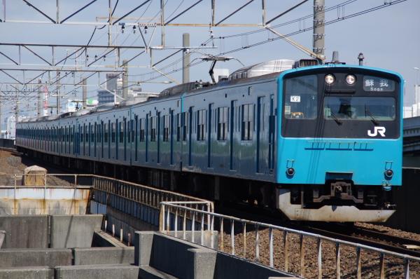 2010年7月17日 京葉線 TDR臨 883Y ケヨ52+K2
