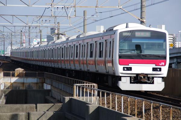 2010年7月17日 京葉線 TDR臨 695A AK1