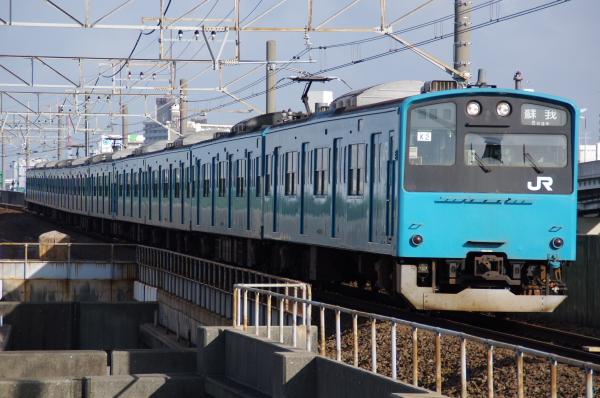 2010年7月17日 京葉線 TDR臨 683Y ケヨ52+K2