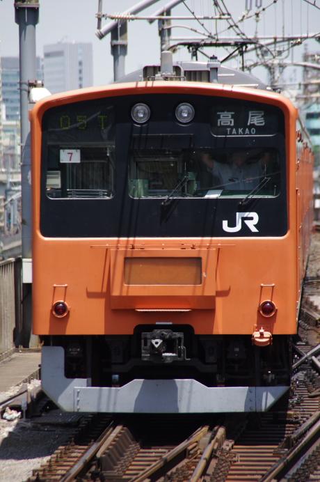2010年7月17日 京葉線 TDR臨 1105T H7