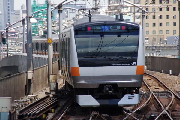 2010年7月17日 京葉線 TDR臨 1105H T16