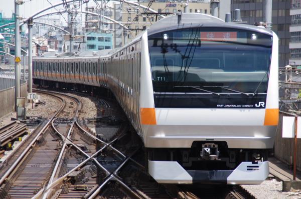 2010年7月17日 京葉線 TDR臨 1008H T11