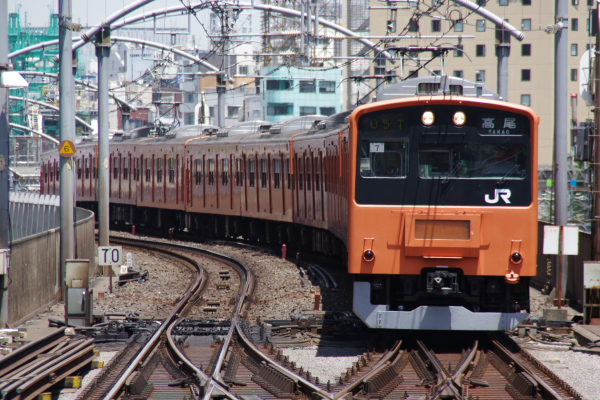 2010年7月17日 京葉線 TDR臨 1005T H7