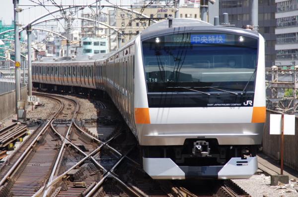 2010年7月17日 京葉線 TDR臨 1004H T18